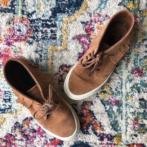 Vans | Chukka Moc Suede Low Top Sneakers
